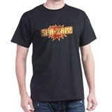 SHA-ZAM! Black T-Shirt