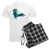 Dachshund Pop Art dog pajamas