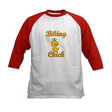 Biking Chick #2 Tee