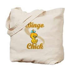 Bingo Chick #2 Tote Bag