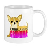 Chihuahua Grandma Mug