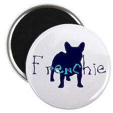 Frenchie Craze Magnet