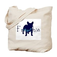 Frenchie Craze Tote Bag