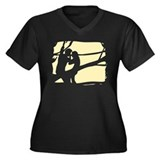 2-my favorite time is twilight Plus Size T-Shirt