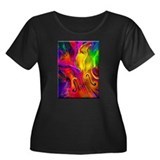 -cards-dbass.jpg Plus Size T-Shirt