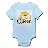 All Hail the Queen Infant Bodysuit