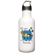 We Are Family Water Bottle