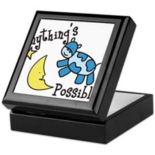 Anythings Possible Keepsake Box