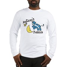 Anythings Possible Long Sleeve T-Shirt