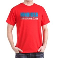 Hinojosa 2006 Black T-Shirt