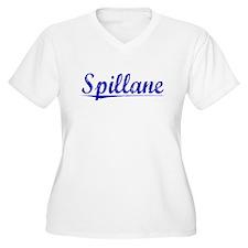 Spillane, Blue, Aged T-Shirt