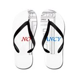 No Vacancy Flip Flops