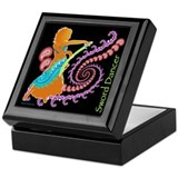 Keepsake Box Black