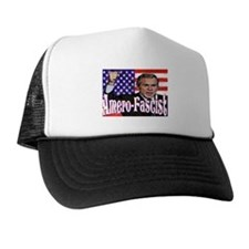 """Amero-Fascist"" Trucker Hat"