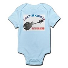 BLUEGRASS MANDOLIN Infant Creeper