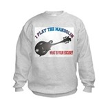 BLUEGRASS MANDOLIN Sweatshirt