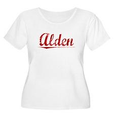 Alden, Vintage Red T-Shirt