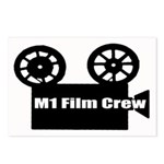M1 Film Crew Postcards (Package of 8)