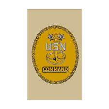 Command Master Chief<BR> Sticker 3
