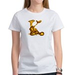 Blown Gold K Women's T-Shirt