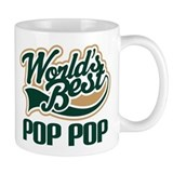 Pop Pop (Worlds Best) Small Mug
