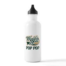 Pop Pop (Worlds Best) Water Bottle