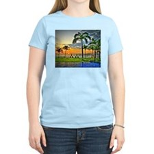 Sun on the Horizon T-Shirt