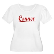 Conner, Vintage Red T-Shirt