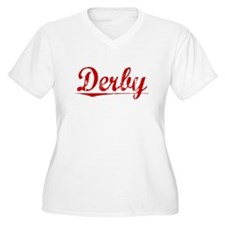 Derby, Vintage Red T-Shirt