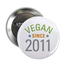 Vegan Since 2011 2.25