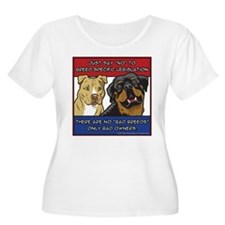 Anti-BSL Plus Size T-Shirt