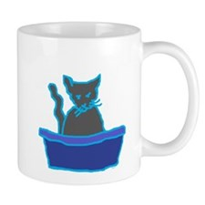 Good Black Cat Mug