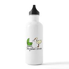 Designated Driver Water Bottle