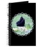 Black Butterfly Black Journal