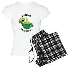 Retired Therapist Gift Pajamas