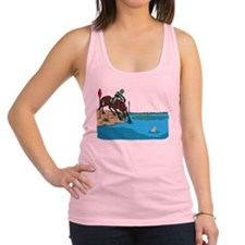 Event Horse Water Racerback Tank Top