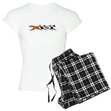 Group O' Shelties pajamas