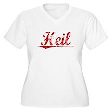 Heil, Vintage Red T-Shirt