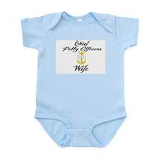 CPO Wife Infant Bodysuit