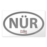 NR-spec bumper Decal