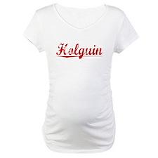 Holguin, Vintage Red Shirt