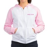 Bride To Be Women's Raglan Hoodie