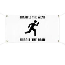 Trample Hurdle Banner