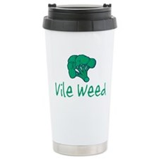 vileweed.png Ceramic Travel Mug