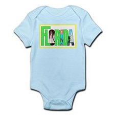 Florida Greetings Infant Bodysuit