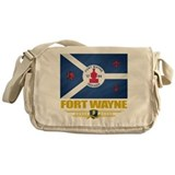 Fort Wayne (Flag 10).png Messenger Bag