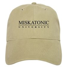Miskatonic University Baseball Cap (Tan)
