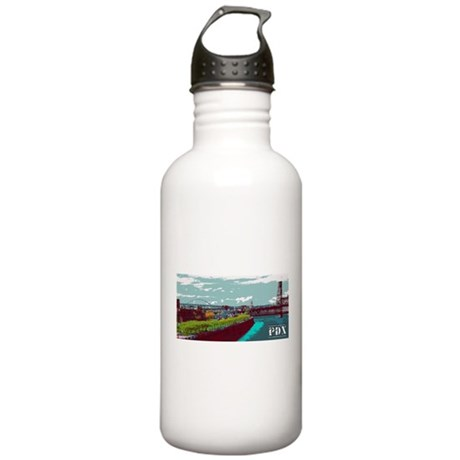 pdx Stainless Water Bottle 1.0L