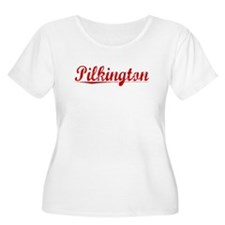 Pilkington, Vintage Red T-Shirt
