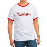 Remington, Vintage Red T